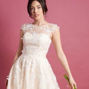 Chi chi London tea cup wedding dress